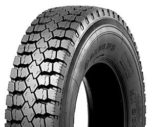ADR31 Premium Open Shoulder Drive (HN306) Tires